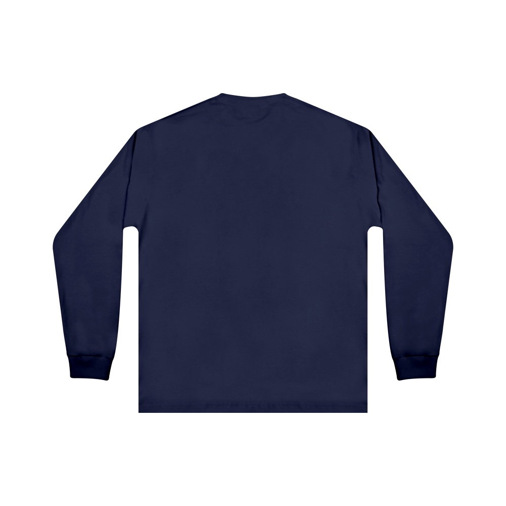 High Company Longsleeve-Multiface-Navy