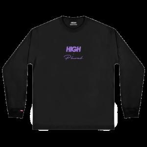 High Company Longsleeve Plural Black