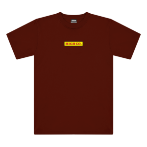 High Company Tee Panini Bordot