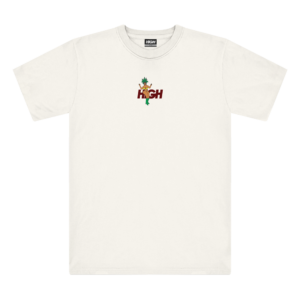 High Company Tee Passita White