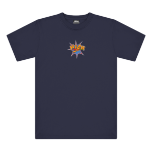 High Company Tee Tazo Navy