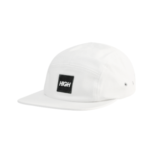 High Company 5 Panel Mid White
