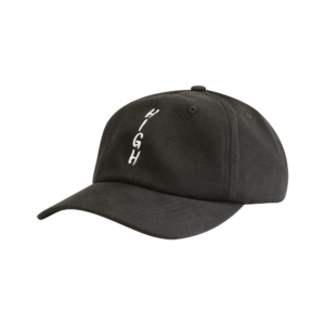 High Company Polo Hat MOB Black