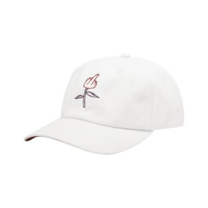 High Company Polo Hat Romance White