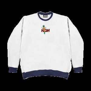 High Company Sweatshirt Carnival Logo