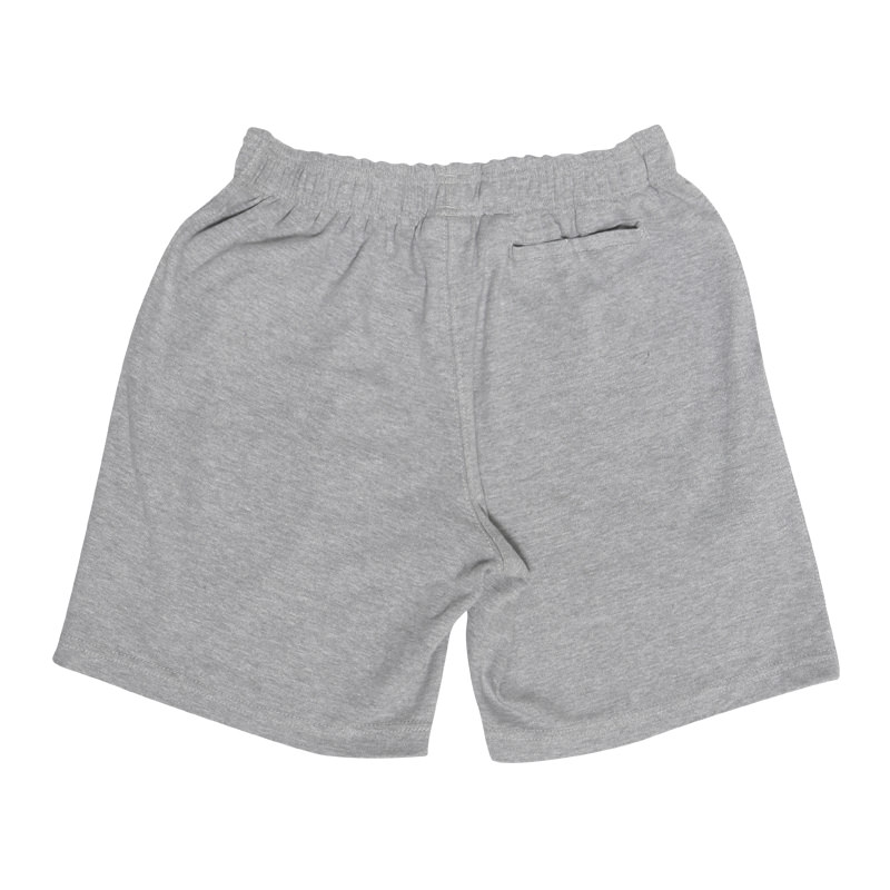 High Company Short Logo Gray Black