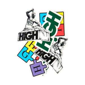 High Company Sticker Pack
