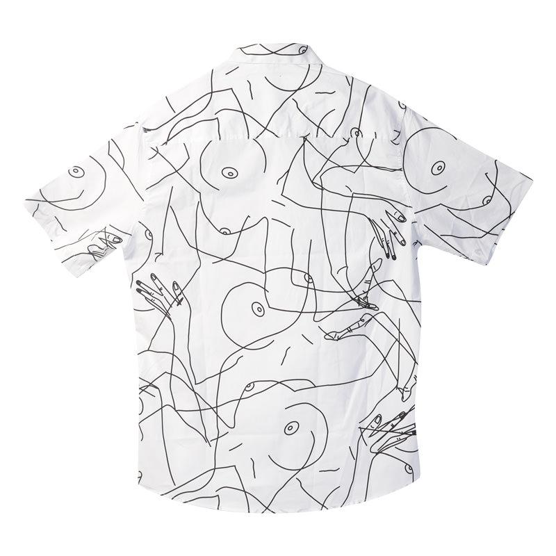 High Company Summer Shirt Sweet