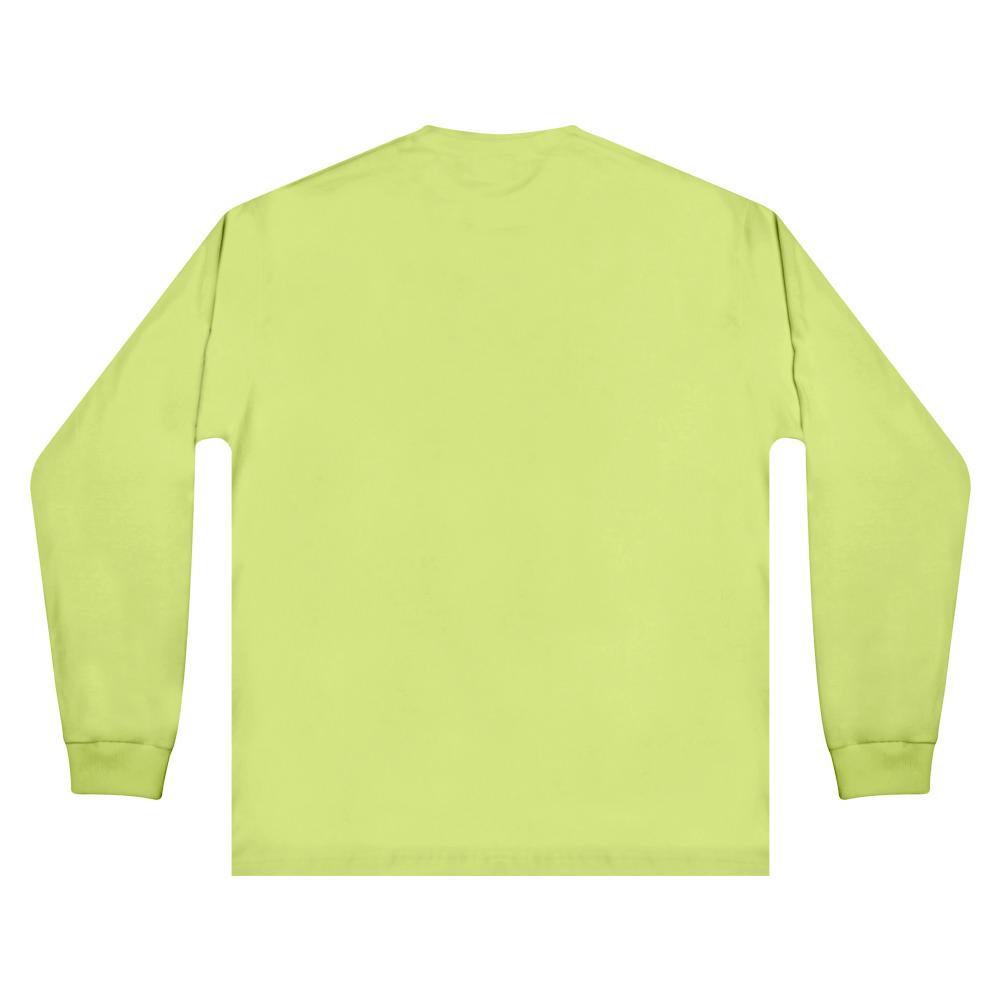 High Company Longsleeve-Multiface-Lime