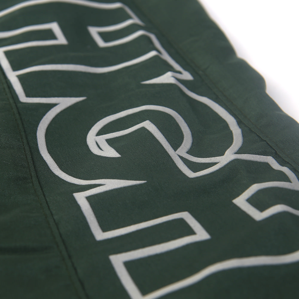 High Company Track Pants Outline Logo Green