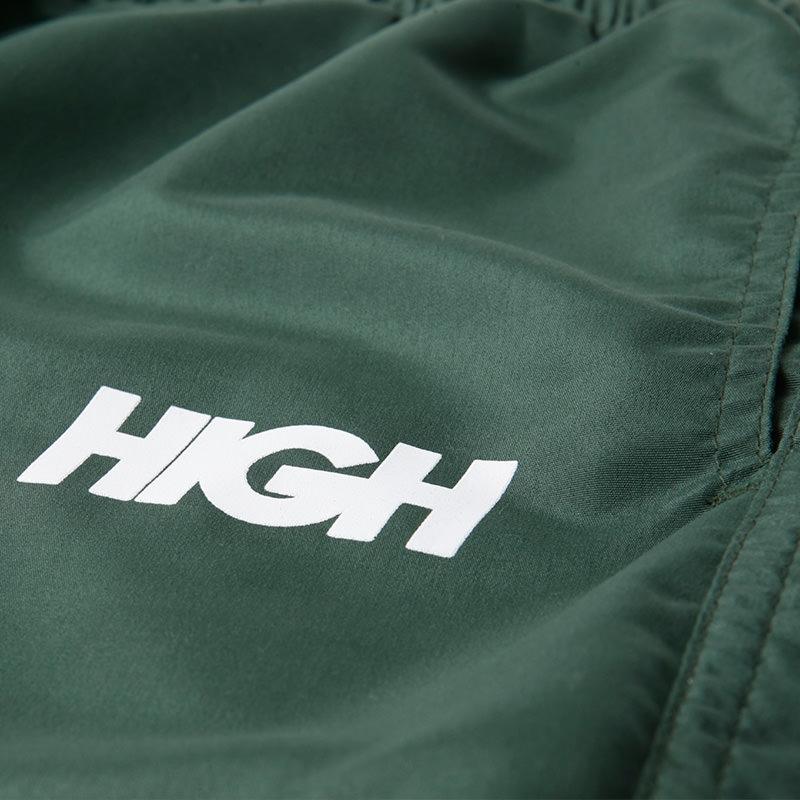 High Company Summer Short Green